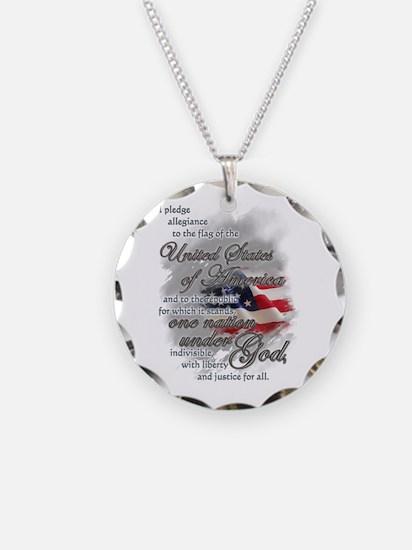 US Pledge - Necklace