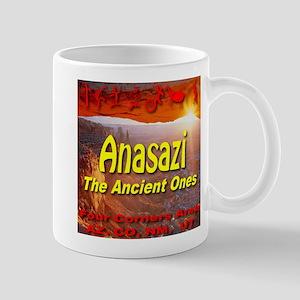 Anasazi The Ancient Ones Mug