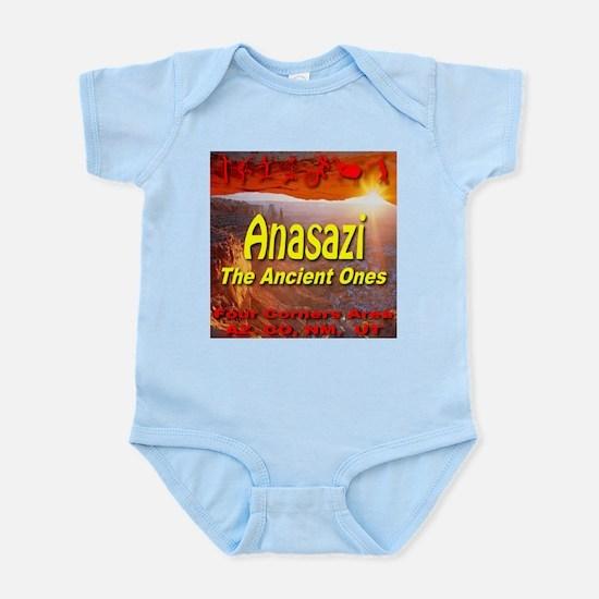 Anasazi The Ancient Ones Infant Bodysuit