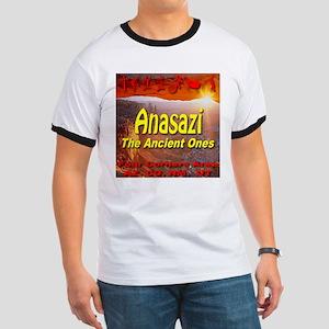 Anasazi The Ancient Ones Ringer T