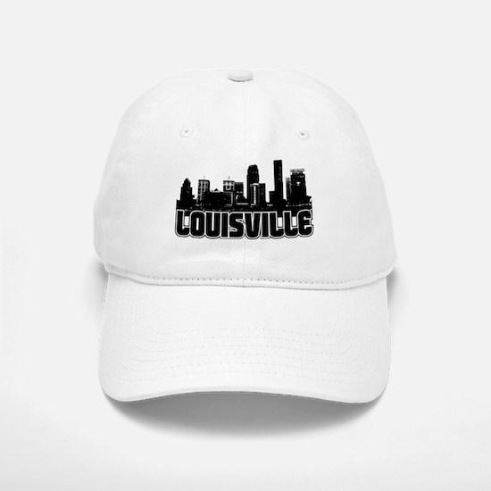 Louisville Skyline Baseball Baseball Cap