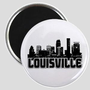 Louisville Skyline Magnet