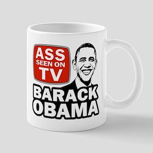 ASS Seen On TV Mug