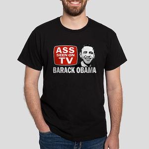ASS Seen On TV Dark T-Shirt