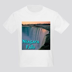 Niagara Falls Kids Light T-Shirt