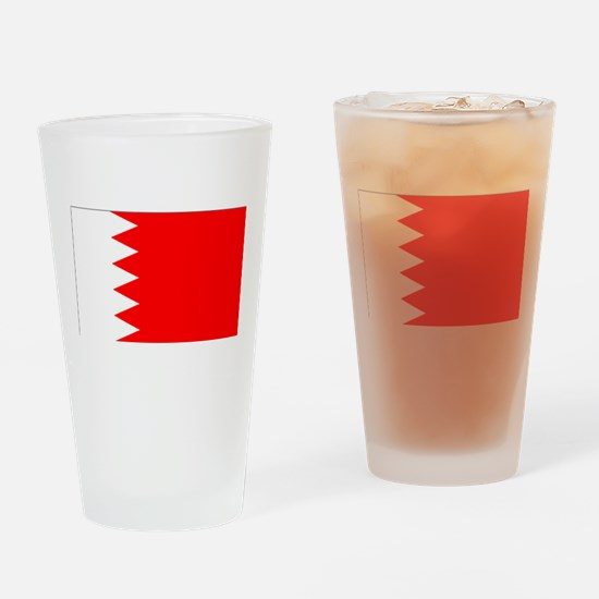 Bahrain Pint Glass