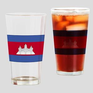 Cambodia Pint Glass