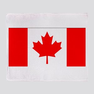 Canada Throw Blanket