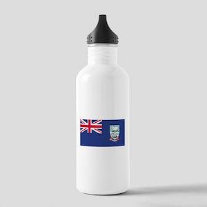 Falkland Islands (Islas Malvi Stainless Water Bott