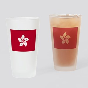 Hong Kong Pint Glass