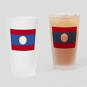 Laos Pint Glass