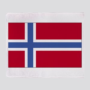 Norway Throw Blanket
