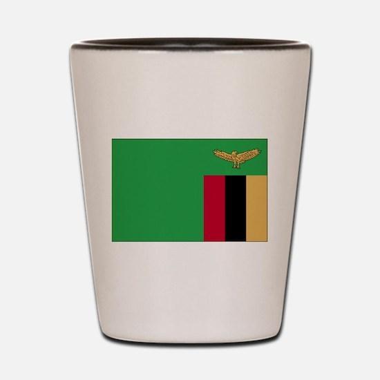 Zambia Shot Glass