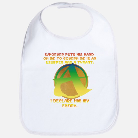 The Ungovernable Force Bib