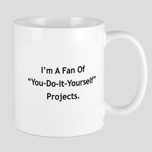 You-Do-It-Yourself Projects Mug