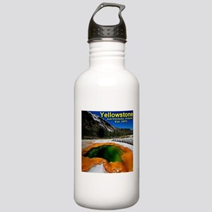 Yellowstone National Park Est. 1872 Stainless Wate