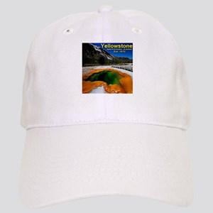 Yellowstone National Park Est. 1872 Cap