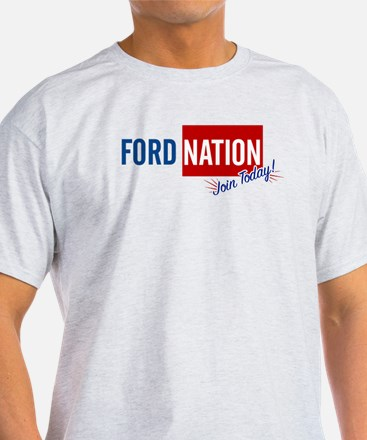 Ford Nation...Join Today! T-Shirt
