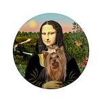 Mona Lisa's Yorkie #7 3.5