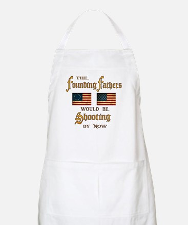 Founding Fathers Shooting Apron