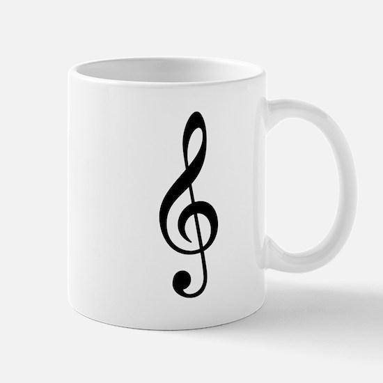 G Clef / Treble Clef Symbol Mug