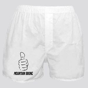Like Mountain Biking Boxer Shorts