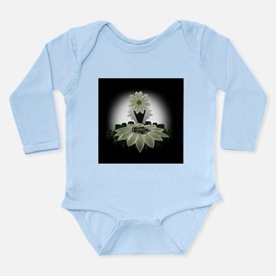 Gx9designs Long Sleeve Infant Bodysuit