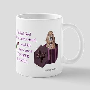 Cocker Spaniel (Tan) Mug