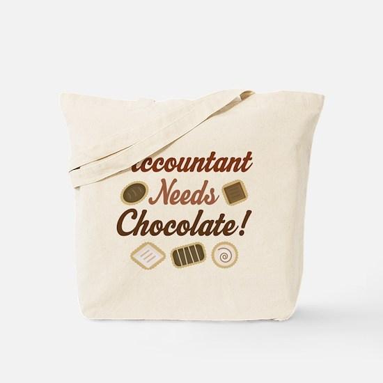Accountant Gift Funny Tote Bag