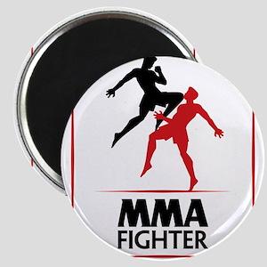 MMA Fighter Magnet