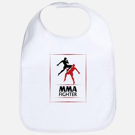 MMA Fighter Bib