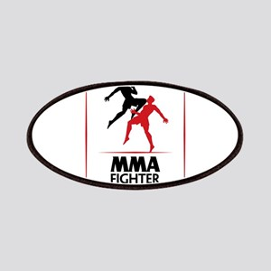 MMA Fighter Patches