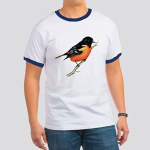 Baltimore Oriole Ringer T