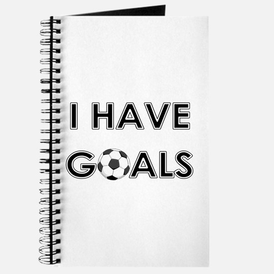 I HAVE GOALS Journal