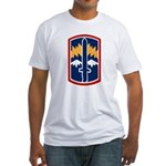 171st Infantry Fitted T-Shirt
