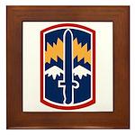 171st Infantry Framed Tile