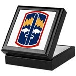 171st Infantry Keepsake Box