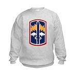 171st Infantry Kids Sweatshirt