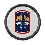 171st Infantry Large Wall Clock