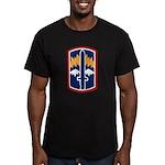 171st Infantry Men's Fitted T-Shirt (dark)
