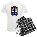171st Infantry Men's Light Pajamas