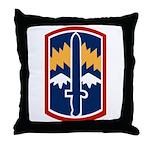 171st Infantry Throw Pillow