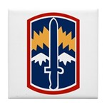 171st Infantry Tile Coaster
