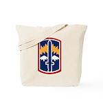171st Infantry Tote Bag