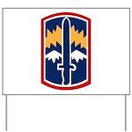 171st Infantry Yard Sign