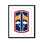 171st Infantry Framed Panel Print