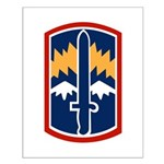 171st Infantry Small Poster