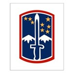 172nd Infantry Small Poster