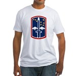 172nd Infantry Fitted T-Shirt