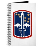172nd Infantry Journal
